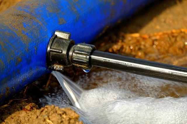 Detektiranje curenja vode
